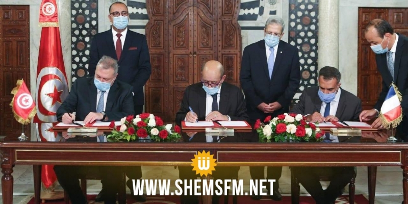 تونس والوكالة الفرنسية للتنمية توقعان اتفاقا إطاريا لخط تمويل مبدئي لدعم السياسات العمومية بـ 350 مليون أورو