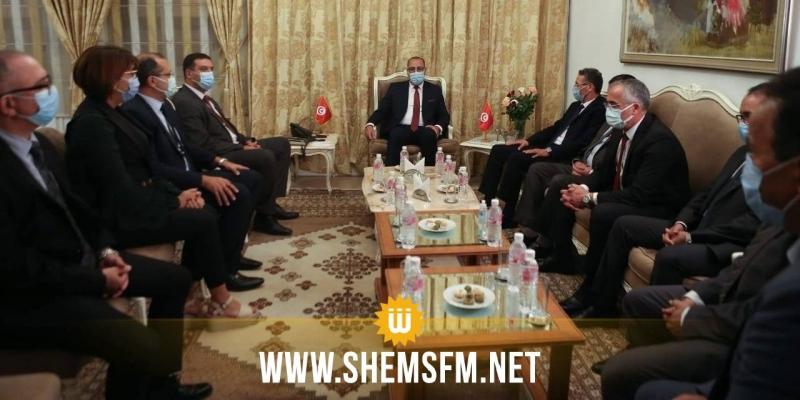 المشيشي للقيادات الأمنية: 'تونس تمر بظرف صعب والراحة ممنوعة خلال هذه الفترة'