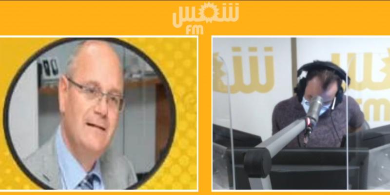إبراهيم الدباش: 'توحيد نسبة الضريبة على المؤسسات بما فيها المصدرة ب 18% قرار أحادي الجانب'