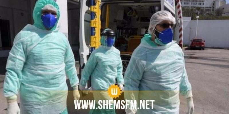القصرين: تسجيل 77 اصابة جديدة بكورونا