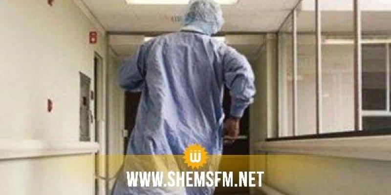 القصرين: مصاب بكورونا يلوذ بالفرار من المستشفى الجهوي