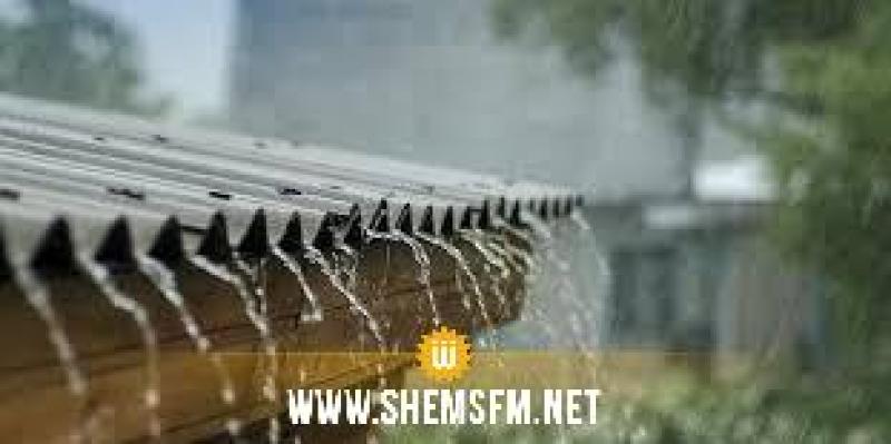 اليوم: أمطار مؤقتا رعدية وغزيرة وانخفاض في درجات الحرارة