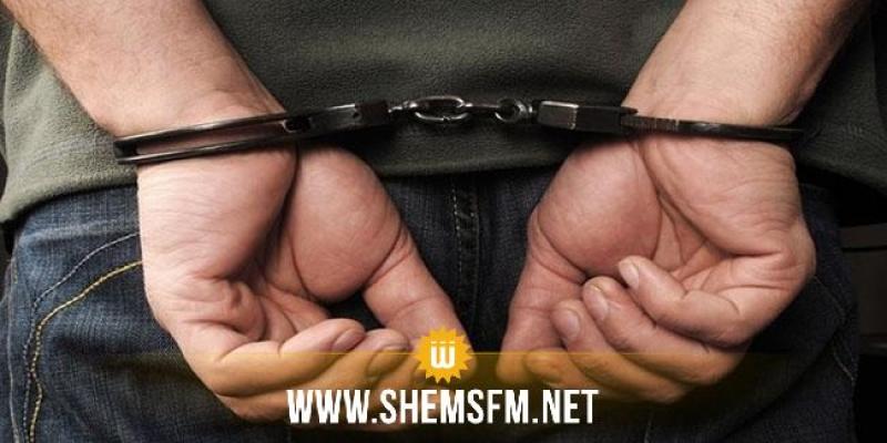 الكاف: القبض على شخص محل بطاقة جلب و8 مناشير تفتيش