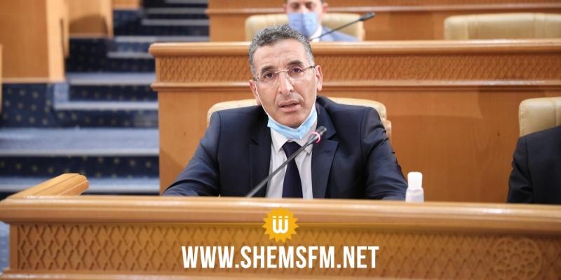 وزير الداخلية: 'وجهنا برقيات لعدة مراكز تؤكد على عدم تجاوز آجال معينة لتسليم البطاقة عدد 3'