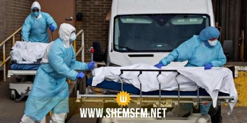 توزر: تسجيل حالة وفاة سابعة جراء فيروس كورونا