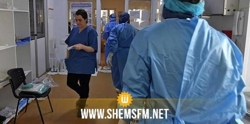 مدير عام الهياكل الصحية: طاقة استيعاب المصابين بكورونا بالمستشفيات بلغت ذروتها في بعض الجهات