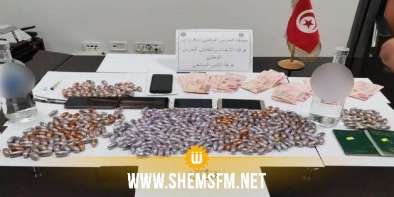 برج السدرية: الإطاحة بشبكة لترويج المخدرات وحجز 140 ألف دينار