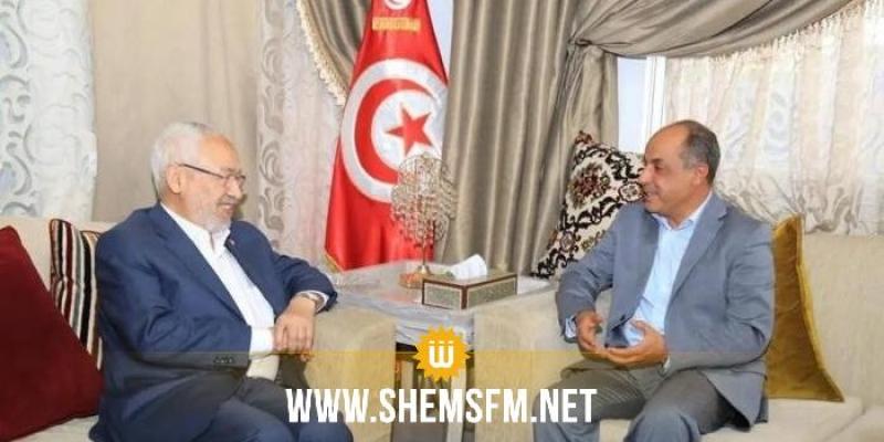 خليل البرعومي : حركة النهضة تعتبر محمد الغرياني من الكفاءات في تونس