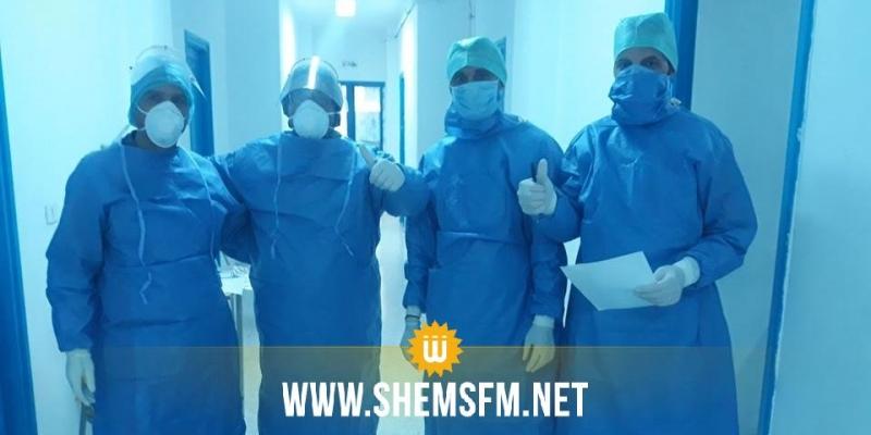 القصرين: 307 حالة شفاء من كورونا