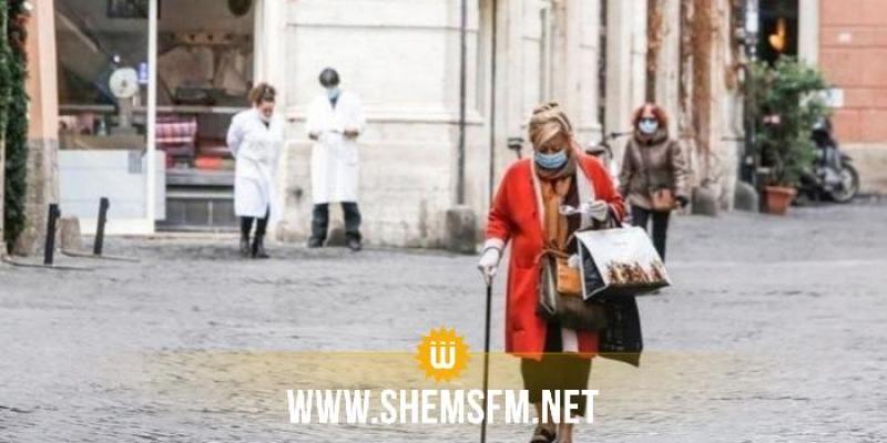 إيطاليا تسجل 21994 إصابة جديدة بكورونا و221 وفاة