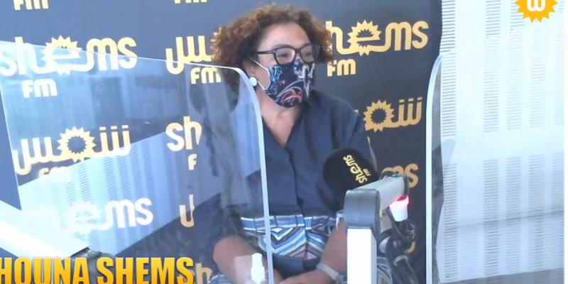 بشرى بلحاج حميدة: الوضع في تونس مخيف جدا نظرا لارتفاع نسبة العنف الجسدي