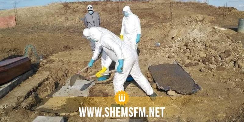 سوسة: 3 حالات وفاة و 120 إصابة جديدة بكورونا