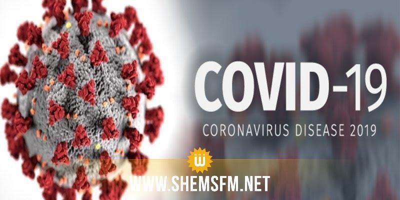 المهدية: 11 إصابة جديدة وحالة وفاة بفيروس كورونا وتعافي 12 مصابا