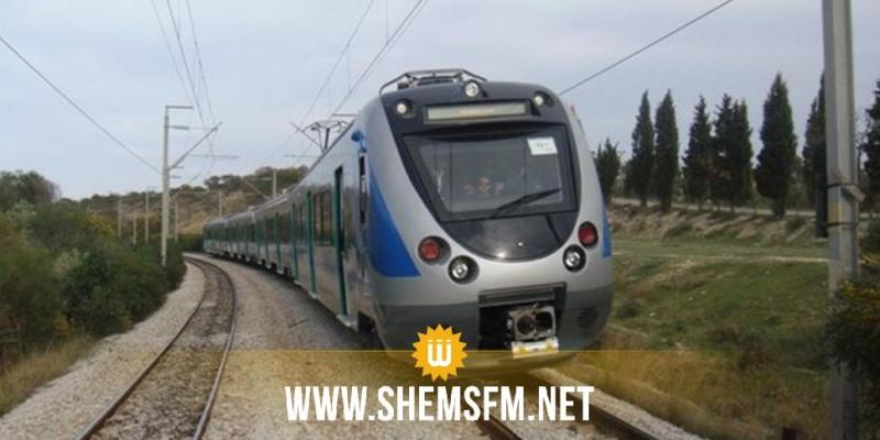 تغييرات على توقيت بعض قطارات نقل المسافرين على خطّ اﻷحواز الجنوبيّة