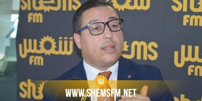 هشام العجبوني: لا أفتخر بأن يكون لي زميلا في البرلمان مثل راشد الخياري