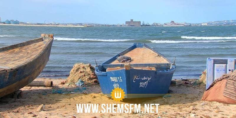 ميناء حلق الوادي : ضبط 18 شخصا بصدد محاولة إجتياز الحدود البحريّة خلسة