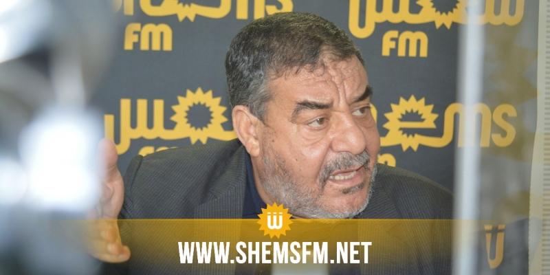 بن سالم: 'بعض المناشدين في النهضة دعوا إلى استفتاء للتمديد للغنوشي على غرار ما حصل زمن بن علي'