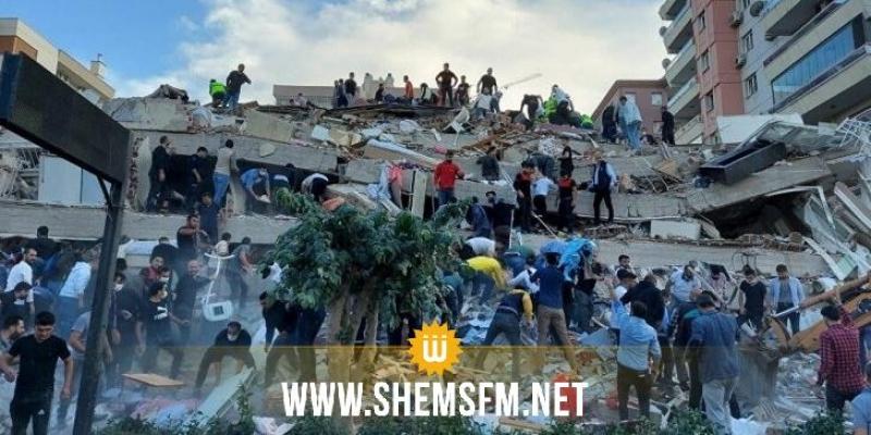 بعد إزمير.. زلزال ثان يضرب غرب تركيا