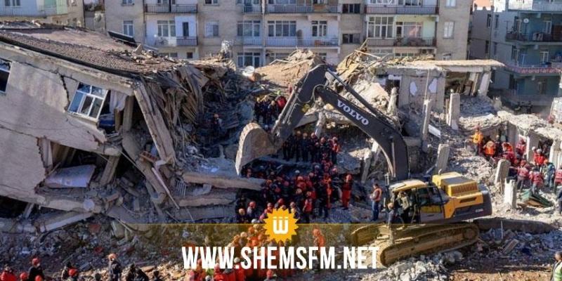 تركيا.. زلزال جديد يضرب منطقة في إزمير