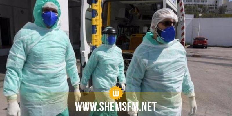توزر: ارتفاع حصيلة الإصابات بفيروس  كورونا  الى 580 اصابة والوفايات الى 11 حالة وفاة