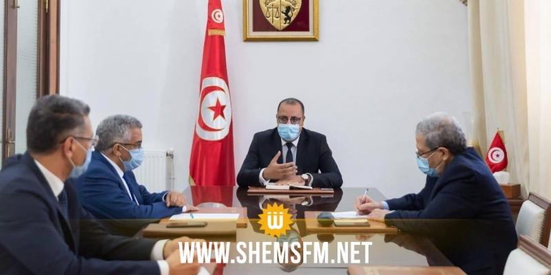 رئيس الحكومة يدين العملية الارهابية بنيس ويصفها بالجبانة والوحشية