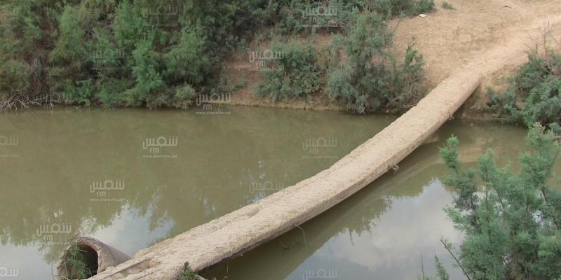 وادي مليز: نداء استغاثة لإنجاز جسر وفك عزلة الأهالي (صور)
