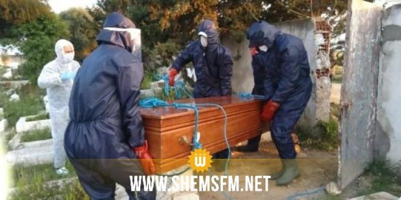 منوبة: 3 حالات وفاة جديدة بكورونا