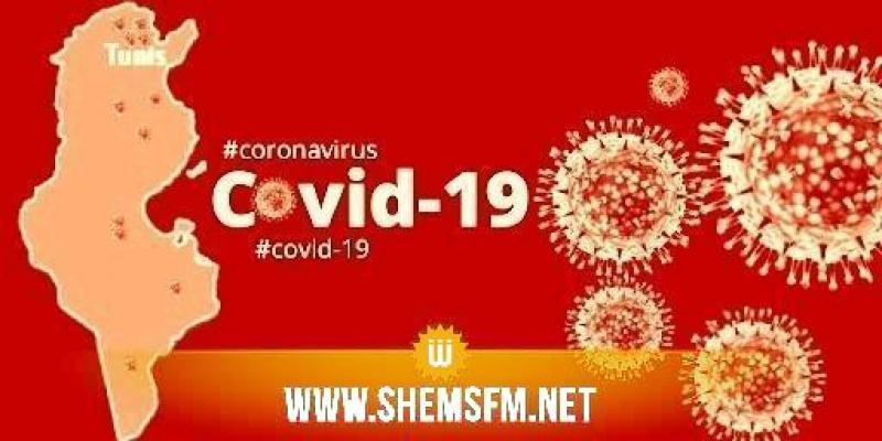 تسجيل 68 وفاة جديدة و1206 إصابات بفيروس كورونا في تونس