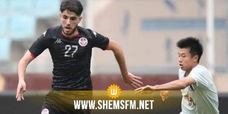 راحة بشهر ونصف للاعب الملعب التونسي يانيس الصغير