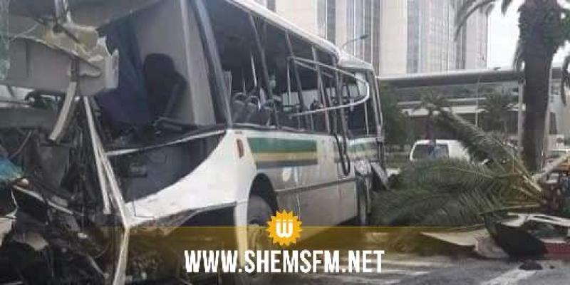 حادث محمد الخامس: 42 إصابة والحماية المدنية تنفي تسجيل وفيات