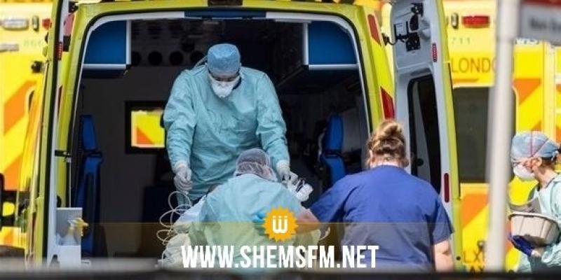 بريطانيا.. 389 وفاة و18662 إصابة جديدة بكورونا
