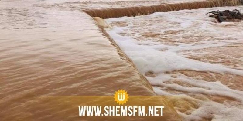 أعلاها في بني حسان 96 مم: كميات الأمطار المسجلة إلى حدود السادسة من مساء اليوم