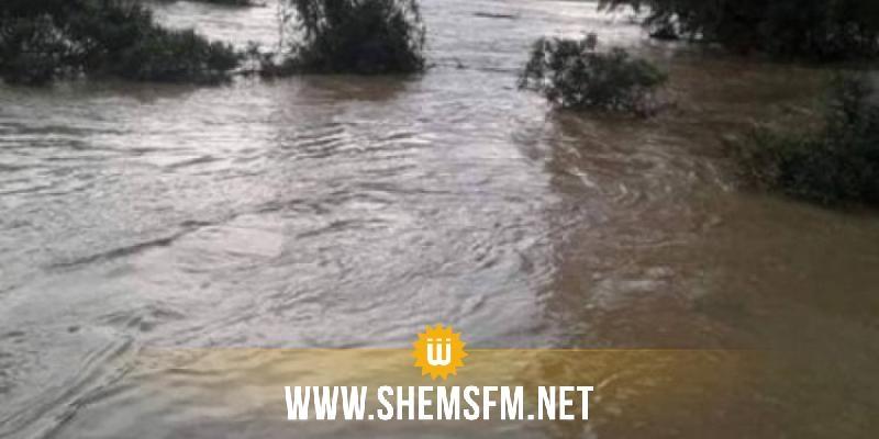 المدير الجهوي للحماية المدنية بالكاف: الوضع عادي ومنسوب المياه بالأودية لا يشكل خطورة