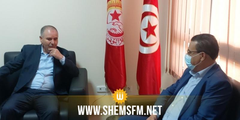مبادرة المنظمة الشغيلة: المغزاوي يؤكد الإتفاق مع إتحاد الشغل على الإنفتاح على قوى سياسية ومدنية أخرى