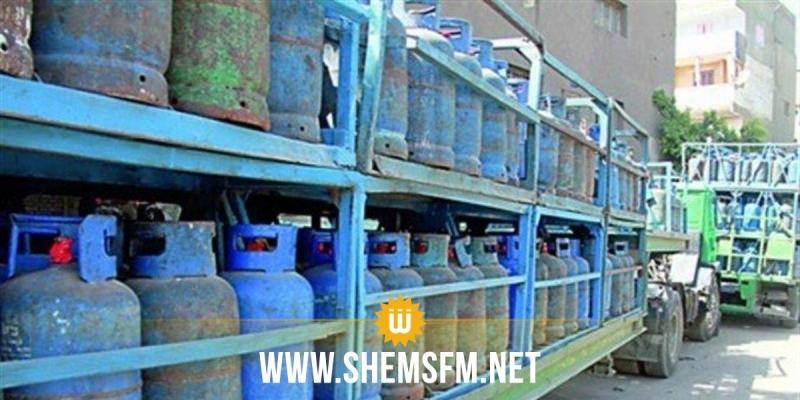 الكاف: نقص كبير على مستوى عرض قوارير الغاز المنزلي