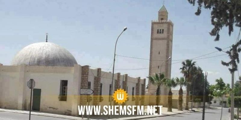 القصرين: القبض على سارق الجامع الكبير