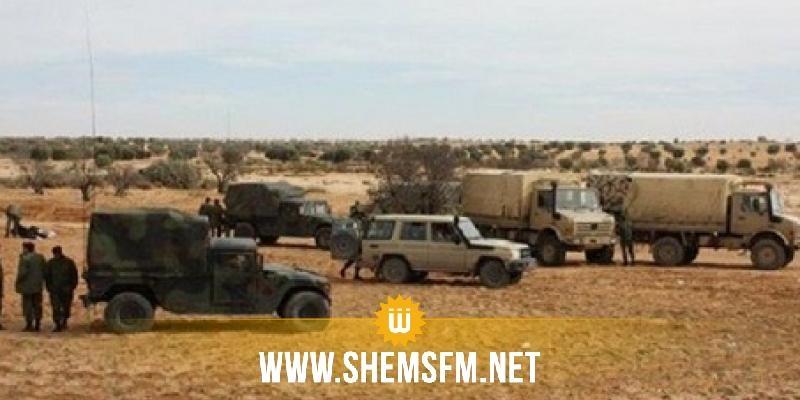 وحدات الجيش الوطني تحبط عمليات تهريب سلع بقيمة 365 ألف دينار
