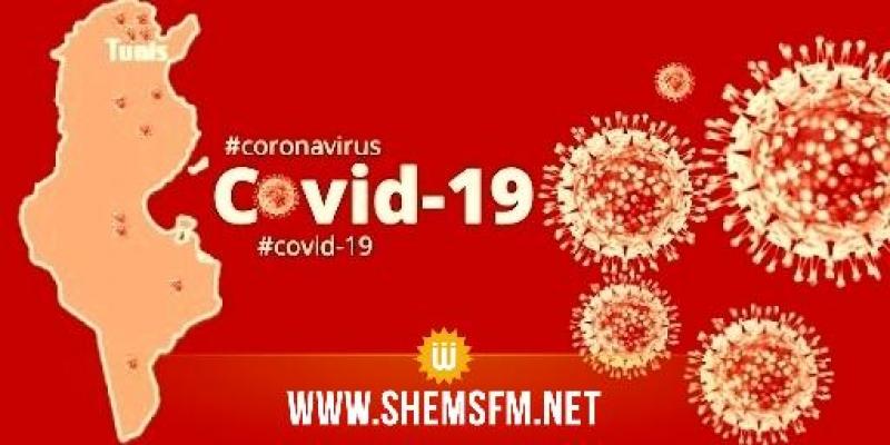 تسجيل 41 وفاة جديدة و485 إصابة بفيروس كورونا في تونس
