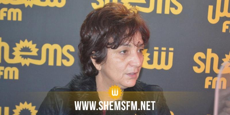 سامية عبو:''السياسة والسياسيين سبب الخلاف بين وكيل الجمهورية والرئيس الأول لمحكمة التعقيب''
