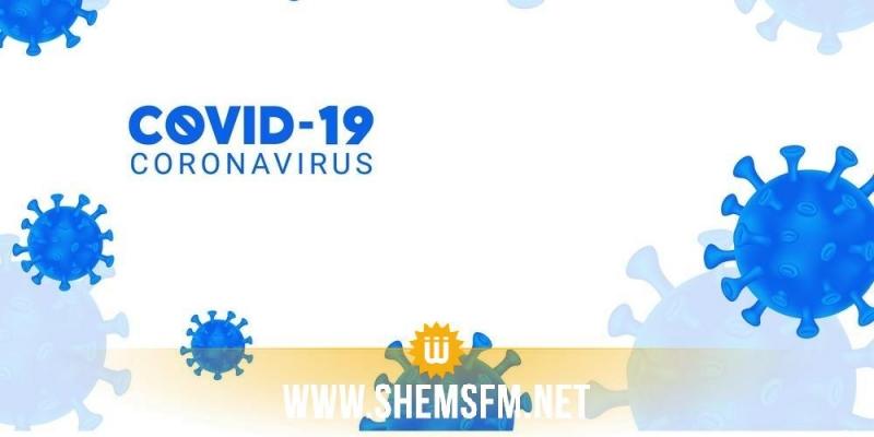 تسجيل 1457 حالة شفاء من فيروس كورونا في تونس
