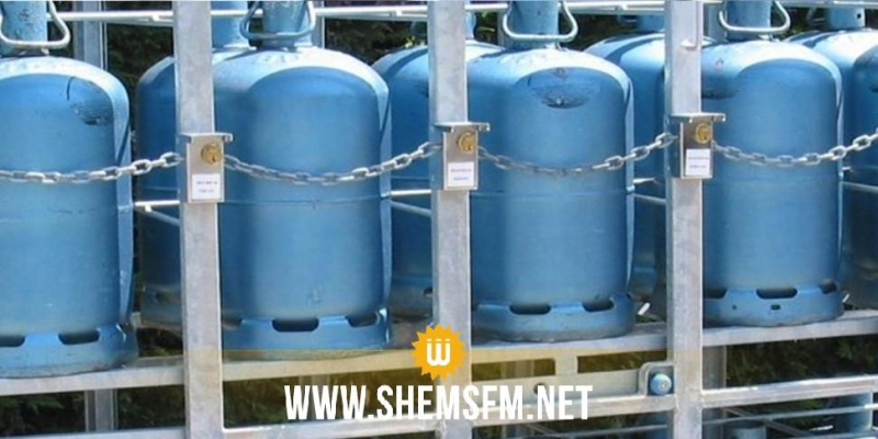 القصرين: تمكين مزودي الجهة من كمية من قوارير الغاز المعد للإستهلاك المنزلي