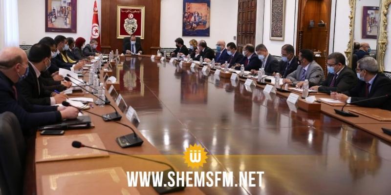 مجلس وزاري مضيق يتخذ جملة من الإجراءات لفائدة ولاية قفصة