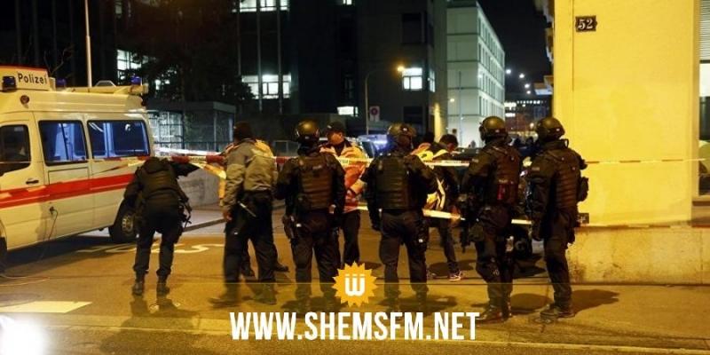 سويسرا: جرح شخصين بهجوم بسكين في مدينة لوغانو