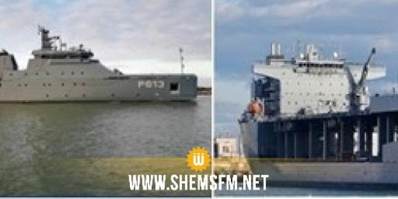 تنفيذ تمرين بحري عسكري تونسي أمريكي بسواحل بنزرت
