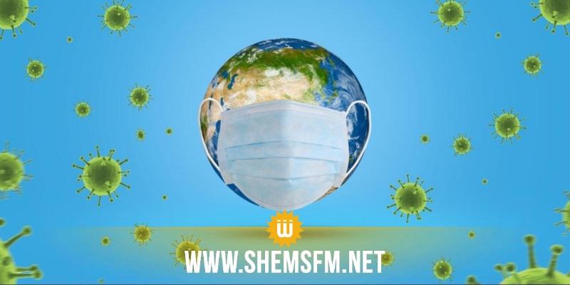 الأسبوع الفارط: تسجيل أعلى رقم من إصابات ووفيات كورونا عالميا منذ بداية الوباء