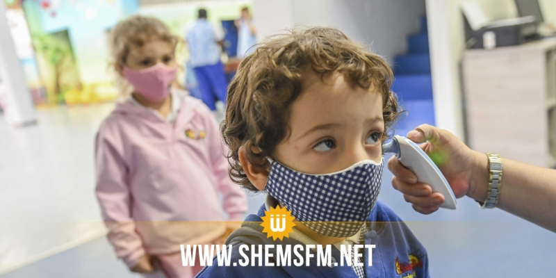 كورونا: إرتفاع عدد الإصابات بالوسط المدرسي إلى 2995 حالة  إلى حدود 23 نوفمبر