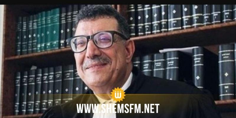 عميد المحامين يؤكد خطورة تعطيل مرفق العدالة على السلم الإجتماعي داعيا لفتح حوار وطني