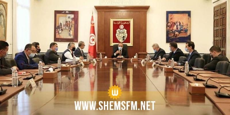 رئاسة الحكومة تعلن عن الإنطلاق في الحوار الإقتصادي والإجتماعي حول قانون المالية ومخطط التنمية