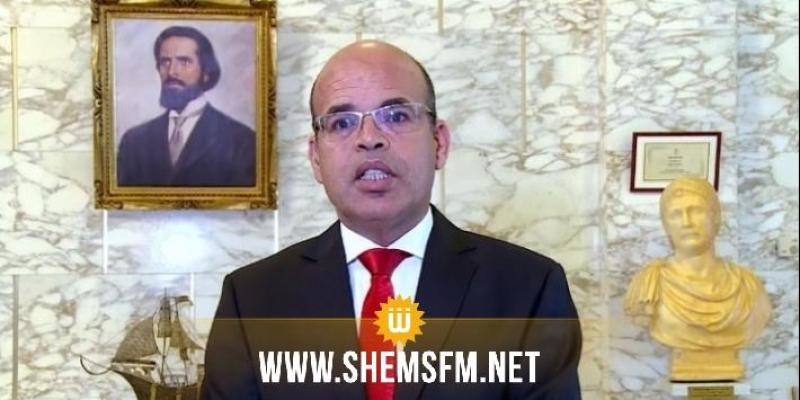 بوزاخر : ''المجلس الأعلى للقضاء ليس سلطة بحث وليس من حقه البت في ملف العكرمي وراشد''