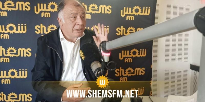 ناجي جلول:  كل الأحزاب السياسية مارست مع الدولة عقلية الغنيمة